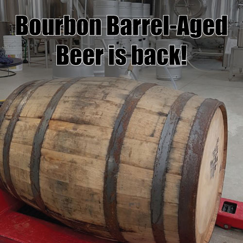 Bourbon Barrel Aged Lager